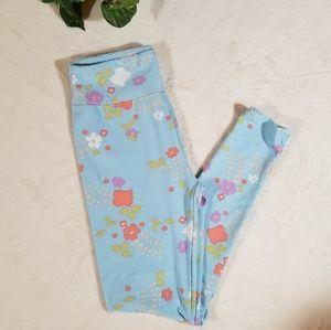 Lularoe leggings, one size. Fits small/ medium